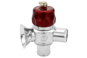 Turbosmart Dual Port Blow Off Valve Red ( Part Number:TBS TS-0205-1022)
