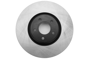 Centric Premium High-Carbon Brake Rotor Single Front ( Part Number:STP 125.39038)