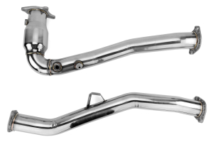 Invidia Catted Downpipe w/ 2 Bungs Manual (Part Number: )