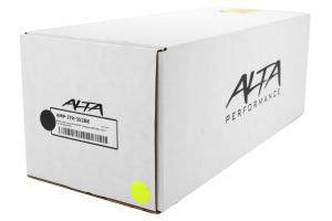 Alta Boost Tube Long/Hot Side Black - Mini Cooper S 2007-2013