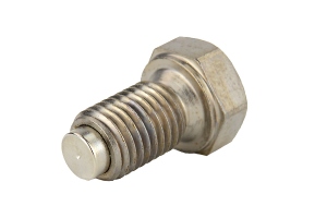 Dimple Magnetic Oil Drain Plug M12x1.50 ( Part Number: M12X1.5X18)