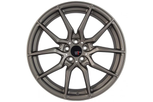 Option Lab Wheels R716 18x8.5 +40 5x100 Noble Grey - Universal