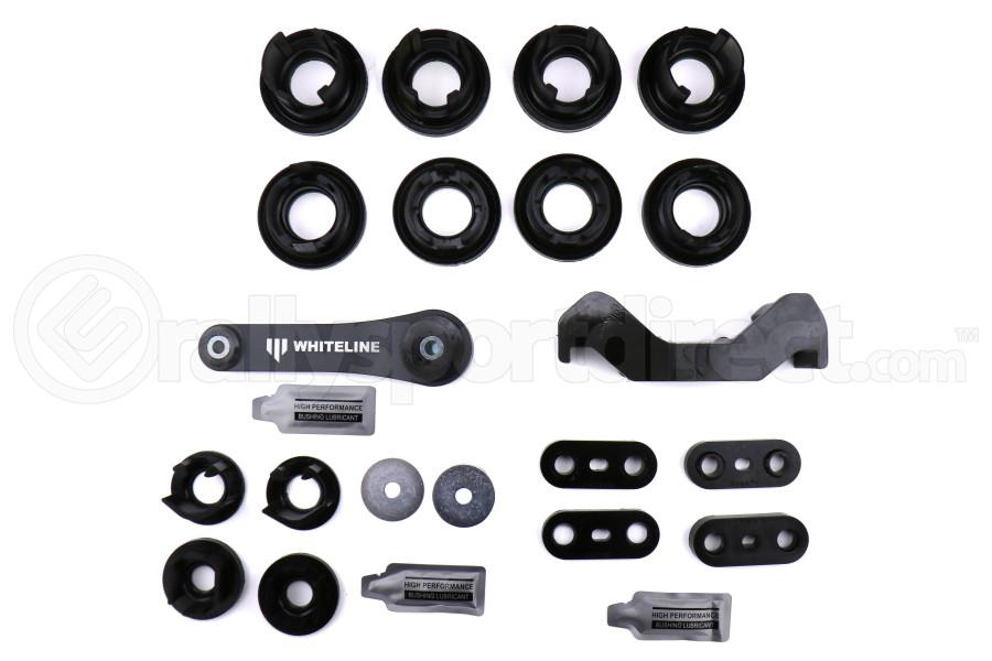 Whiteline Front and Rear Driveline Vehicle Essentials Kit - Subaru WRX 2008-2014