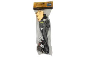 Morimoto MotoControl Bi-Xenon HID H4 / 9003 Relay Harness - Universal