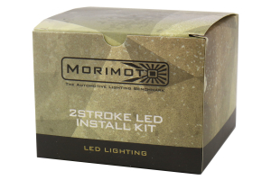 Morimoto 2Stroke 9006 Bulb Collar Kit - Universal