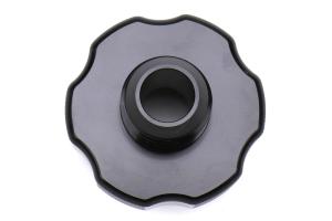 Torque Solution -12an Breather Oil Cap Black - Universal