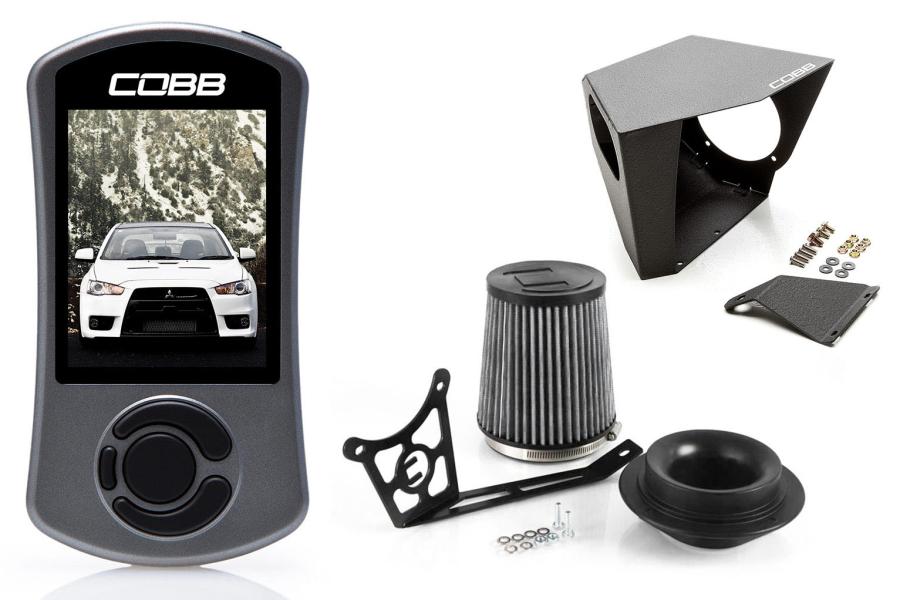 COBB Tuning Stage 1+ Power Package - Mitsubishi EVO X 2008-2015