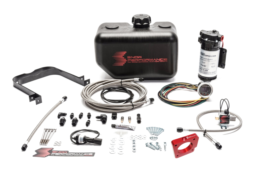 Snow Performance Stage 2 Boost Cooler Water-Methanol Injection Kit - Subaru STI 2004+