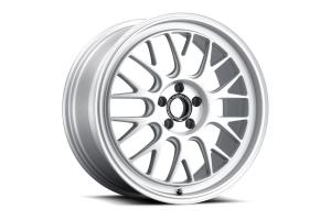 fifteen52 Holeshot RSR 19x8.5 +45 5x112 Radiant Silver - Universal