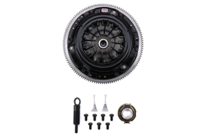 Competition Clutch MPC Street Stage 2 Organic Twin Disc Clutch - Scion FR-S 2013-2016 / Subaru BRZ 2013+ / Toyota 86 2017+