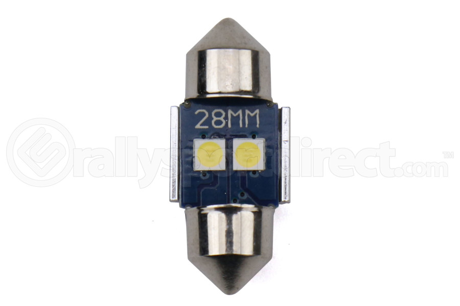 OLM Actual 28mm Festoon Bulb (Individual) - Universal