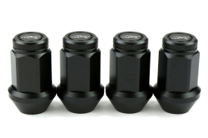 GReddy Racing Lug Nuts M12 X P1.25 Short Black ( Part Number:GRE 14401320)