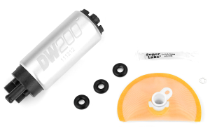 DeatschWerks DW200 Series Fuel Pump w/ Install Kit ( Part Number: 9-201S-1005)