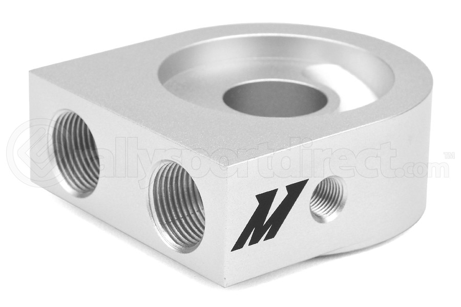 Mishimoto Oil Cooler Sandwich Plate ( Part Number:MIS MMOP-SP)