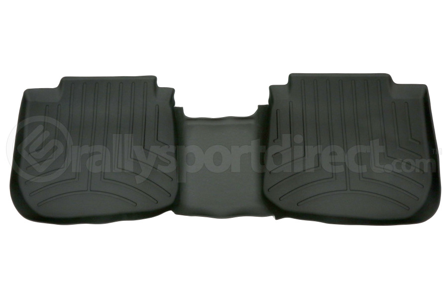 Weathertech Black Rear FloorLiner (Part Number:447082)