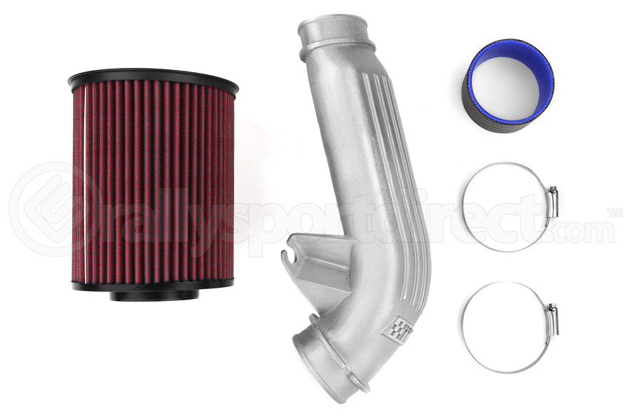 mountune Low Restriction Intake Silver ( Part Number:MTN 2363-CAIS-AA)