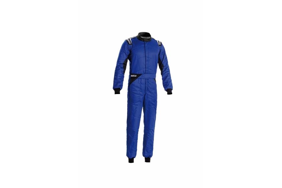 Sparco Sprint Racing Suit Blue / Black - Universal