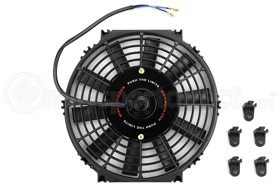 Mishimoto Slim Electric Fan 10in ( Part Number:MIS MMFAN-10)