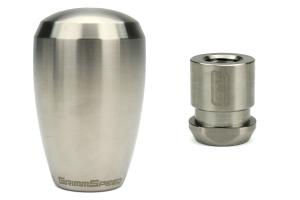 Grimmspeed Stainless Steel Shift Knob w/5SPD Boot Retainer ( Part Number:GRM 038006-5SPD)