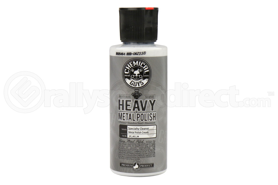 Chemical Guys Heavy Metal Polish (4 oz) - Universal