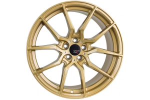 Option Lab Wheels R716 18x8.5 +35 5x114.3 Top Secret Gold - Universal
