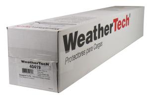 Weathertech Cargo Liners Black - Subaru Forester 2009-2013