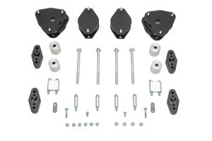 LP Aventure 2-Inch Lift Kit Black Finish - Subaru Legacy 2011-2019