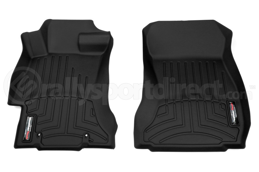 Weathertech Floorliner Black Front (Part Number:444391)