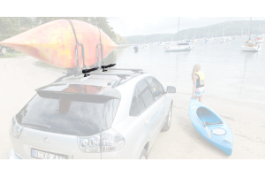 Rhino-Rack Folding J Style Kayak Carrier Extension - Universal