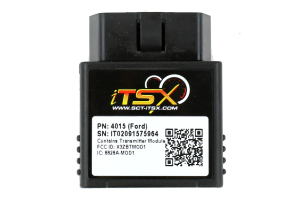 SCT iTSX Digital Programmer (Part Number: 4015)