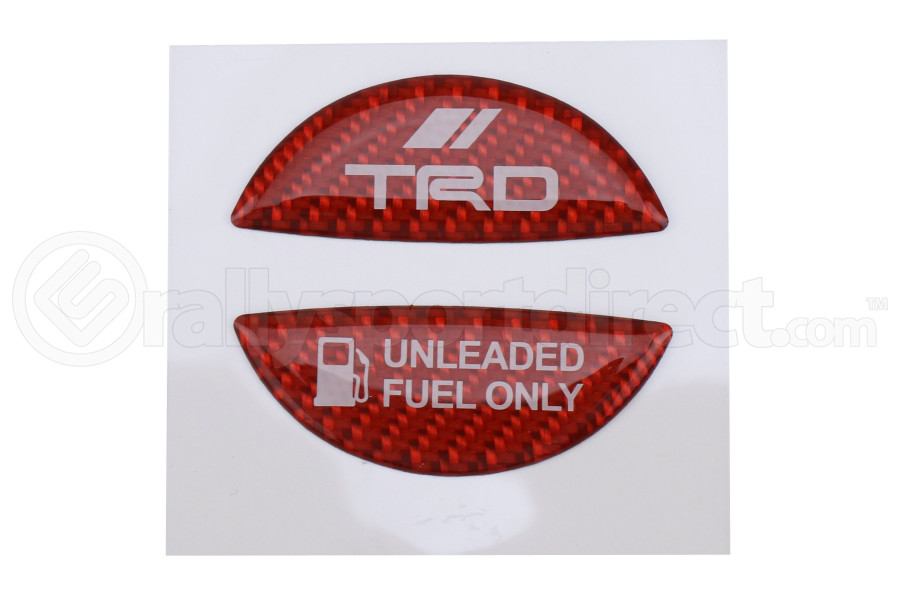 TRD JDM Fuel Cap Garnish - Scion FR-S 2013-2016 / Subaru BRZ 2013+ / Toyota 86 2017+