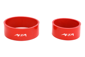 Alta Intercooler Couplers Red ( Part Number: AMP-ENG-303RD)