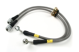 Stoptech Stainless Steel Brake Lines Front ( Part Number: 950.61003)