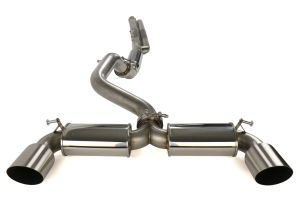 ETS Catback Exhaust System - Ford Focus RS 2016 - 2018