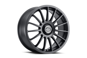 fifteen52 Podium 18x8.5 + 35 5x112 / 5x120 Frosted Graphite - Universal