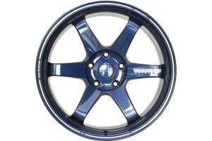 Volk TE37 M Spec 19x9.5 +23 5x112 Mag Blue - Universal