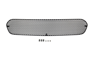 GrillCraft Front Upper Grill Black ( Part Number:GRI SUB1729B)