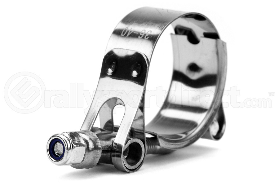 Mishimoto Stainless Steel T-Bolt Clamp 1.50in (Part Number:MMCLAMP-15)