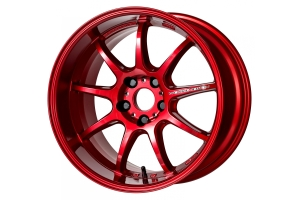 Work Emotion D9R 18x9.5 +38 5x114.3 Candy Red - Universal