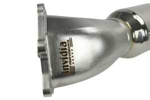 Invidia Downpipe Catted Divorced Wastegate (Part Number: )