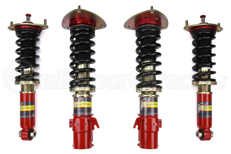 Function and Form Type 2 Coilovers - Subaru WRX / STI 2015 - 2020