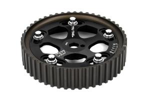 AEM Tru-Time Adjustable Cam Gear Black ( Part Number:AEM 23-831BK)