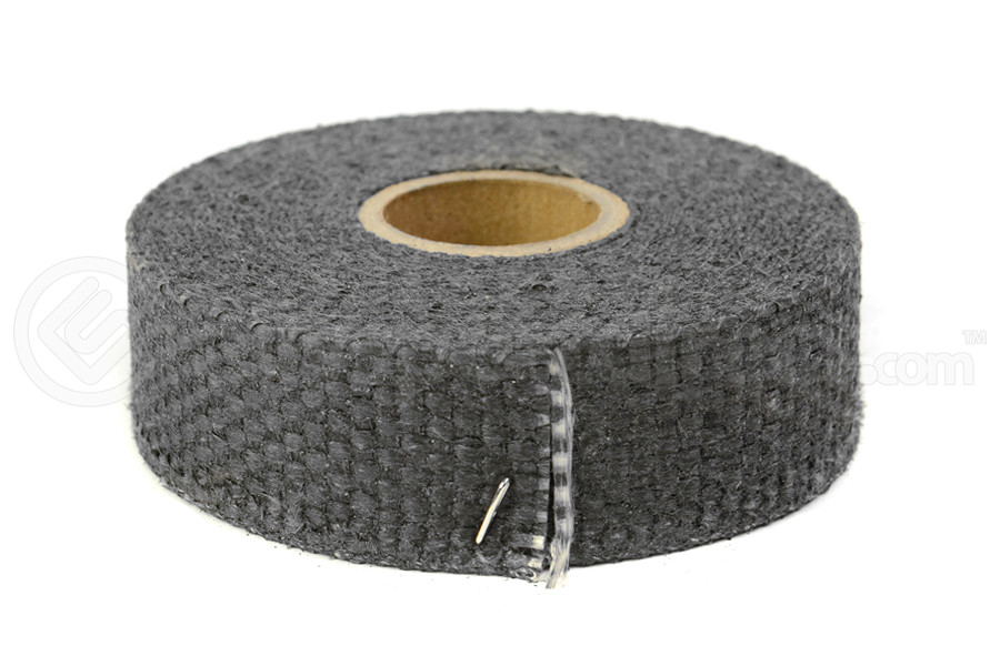 Thermo Tec Exhaust / Header Wrap Graphite Black 1in x 15ft (Part Number:11153)
