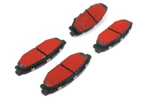 Stoptech PQ Pro Brake Pads Rear - Subaru Models (inc. 2008+ WRX / 2013+ BRZ)
