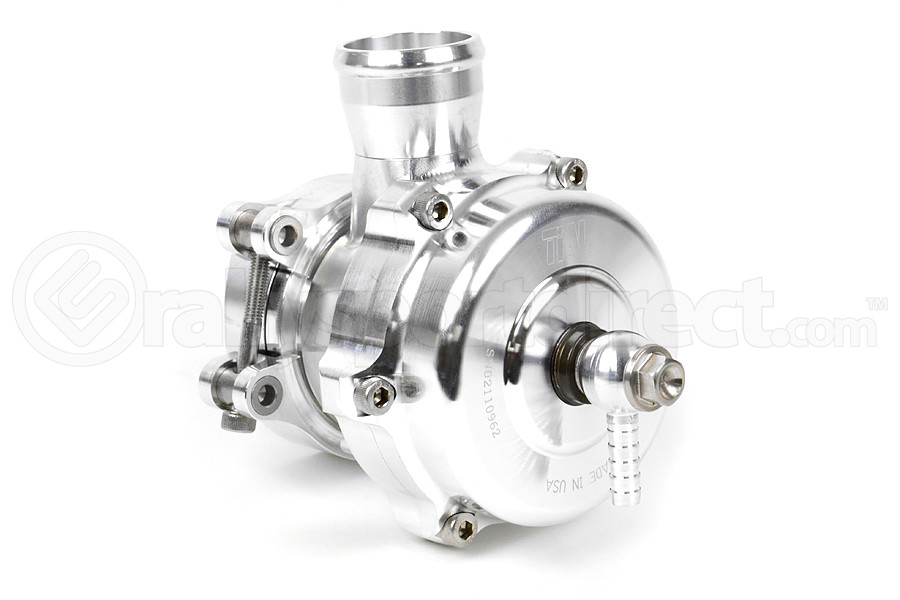 Tial QR Recirculating Blow Off Valve 10psi Spring Silver 1.34in Outlet ( Part Number:TIA QR.10-1.34)