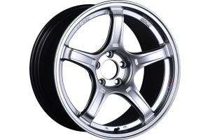 SSR GTX03 18x8 +45 5x112 Platinum Silver - Universal