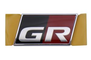 Toyota GR Logo Rear Emblem - Scion FR-S 2013-2016 / Subaru BRZ 2013+ / Toyota 86 2017+