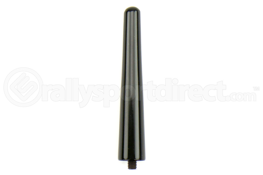 Torque Solution Short Antenna 3in - Mitsubishi Lancer Sportback 2008-2011