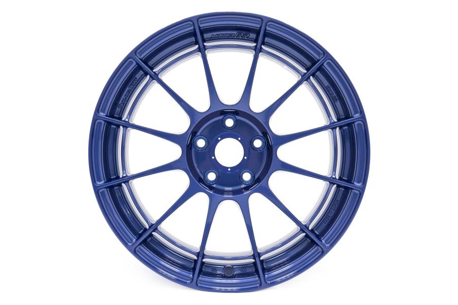 Enkei NT03RR 18x9.5 +40 5x114 Victory Blue (Part Number:ENK512-895-6540BL)
