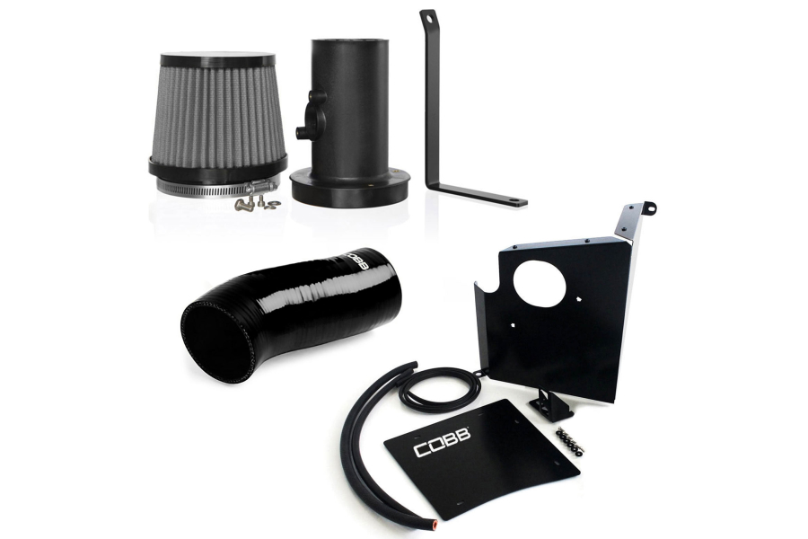COBB Tuning SF Intake w/ Airbox and Post-MAF Hose - Subaru WRX/STi 2002-2007 / Forester XT 2004-2008
